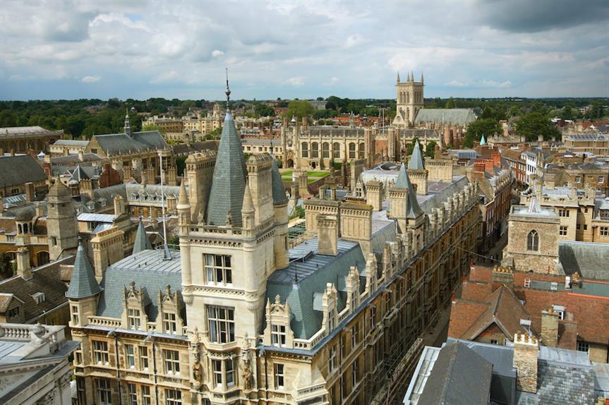 Cambridge (Pic: Getty)