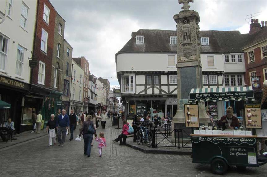 Canterbury: Council avoids HDT penalty (pic: phileole, Flickr CC BY 2.0)