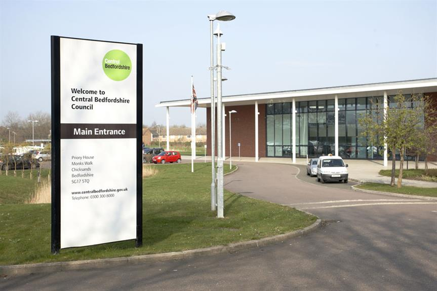 Central Bedfordshire Council: row over 'withheld' examination documents