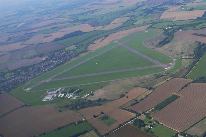 Chalgrove Airfield: future of site remains uncertain