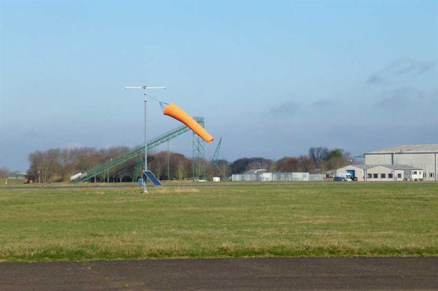 Chalgrove Airfield (Pic: Geograph.org, by Des Blenkinsopp, licensed under CC BY-SA 2.0)