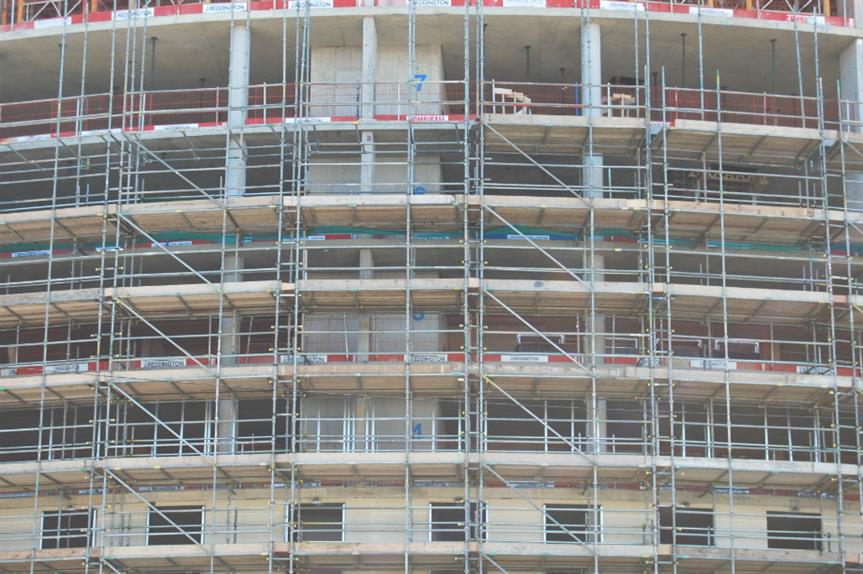 Flats: coalition says large numbers should be avoided