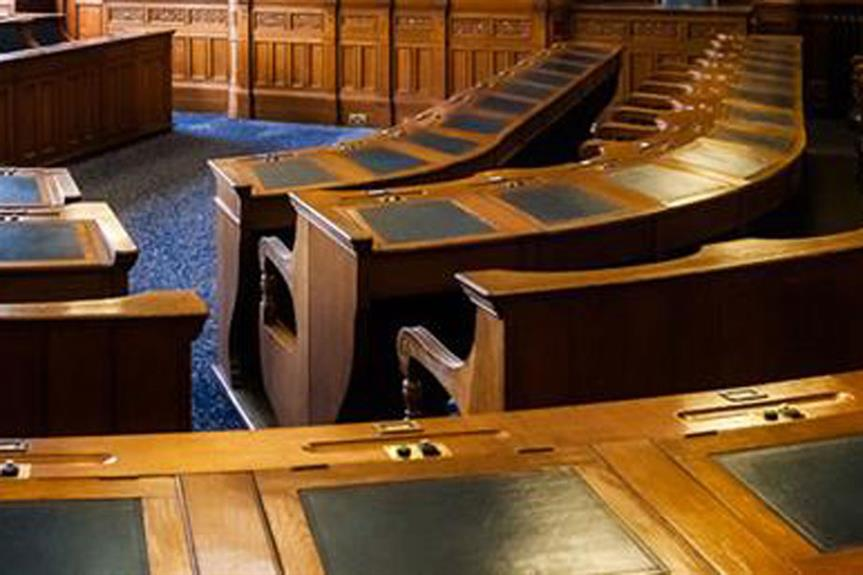 Committees: recent legislative tweak allowed remote sessions (pic: John Hickey)
