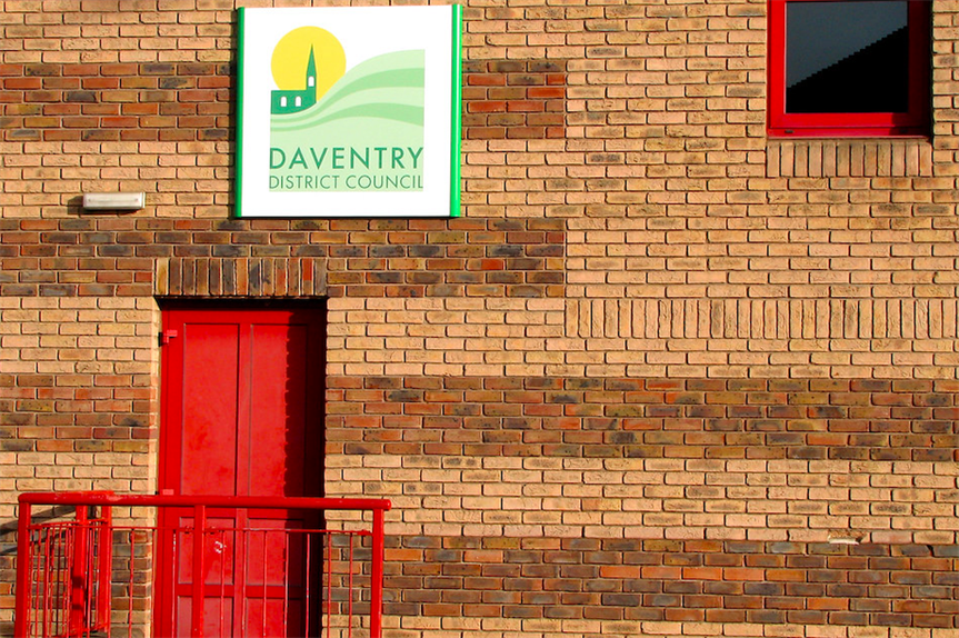 Daventry District Council (CC BY-NC-SA 2.0)