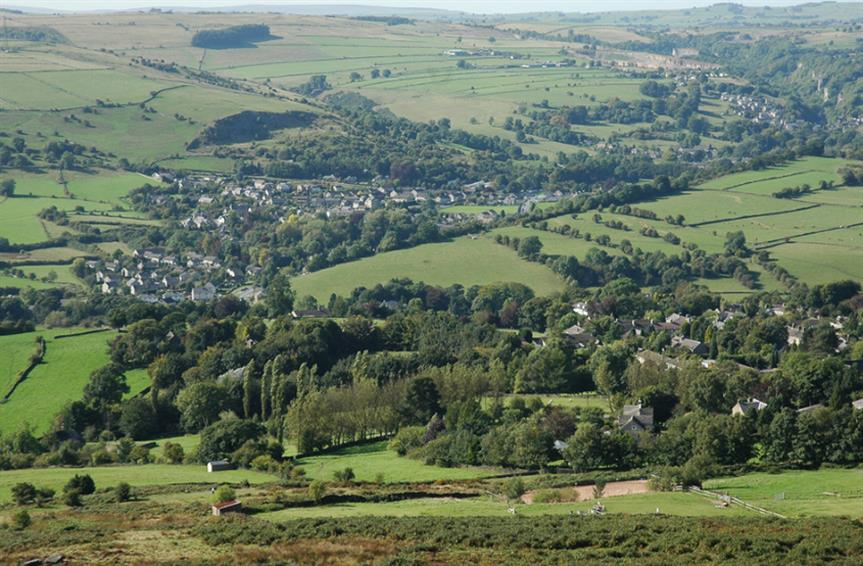 Countryside: report says government is failing to meet green pledges