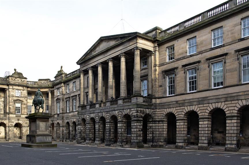 Scotland's Court of Session (pic: Magnus Hagdorn, Flickr)
