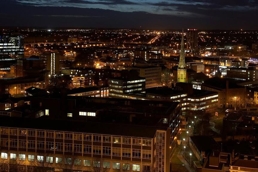 Coventry: local plan adopted