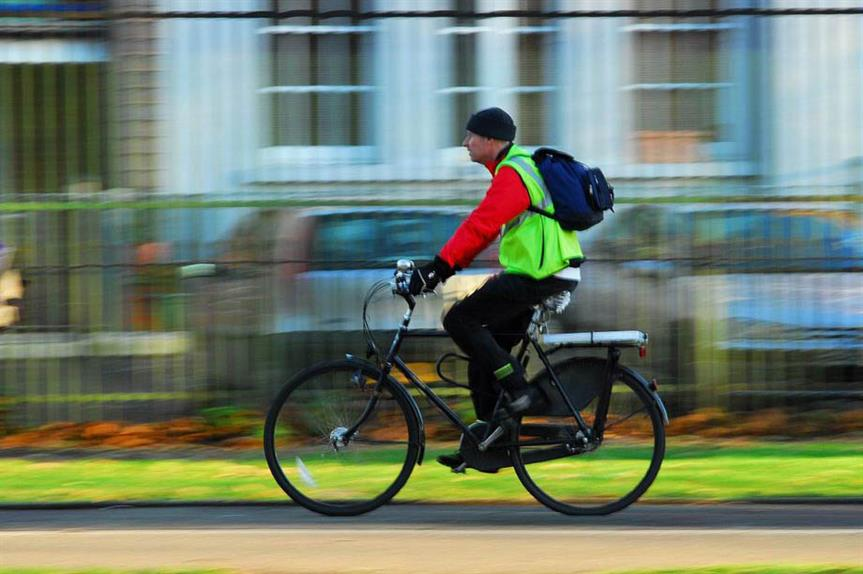 Cycling: workplaces should be easily reached by bicycle or foot from the surrounding community, report says