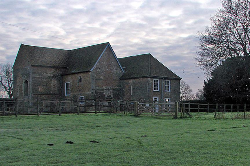 Part of the Denny Abbey complex (pic: John Sutton, Geograph)