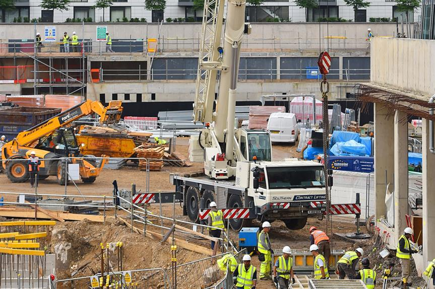 Development funds: investments have been made available to meet the target of 300,000 new homes per year