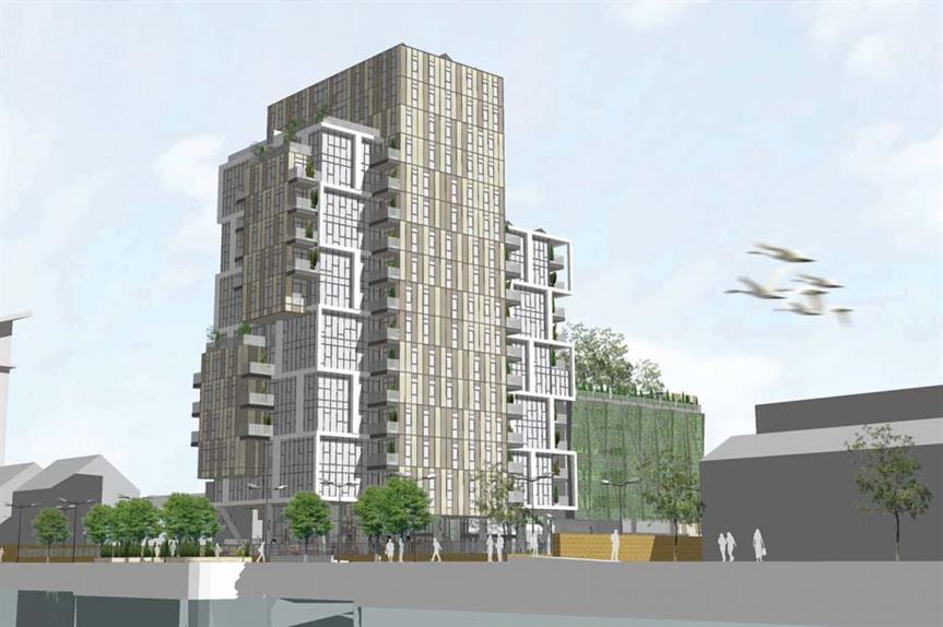 Mast Pond Wharf, Woolwich: developer appealed affordable homes requirement