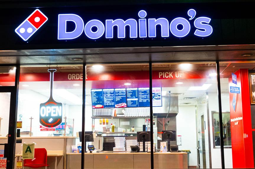 Domino's: Castle Donington outlet secures consent