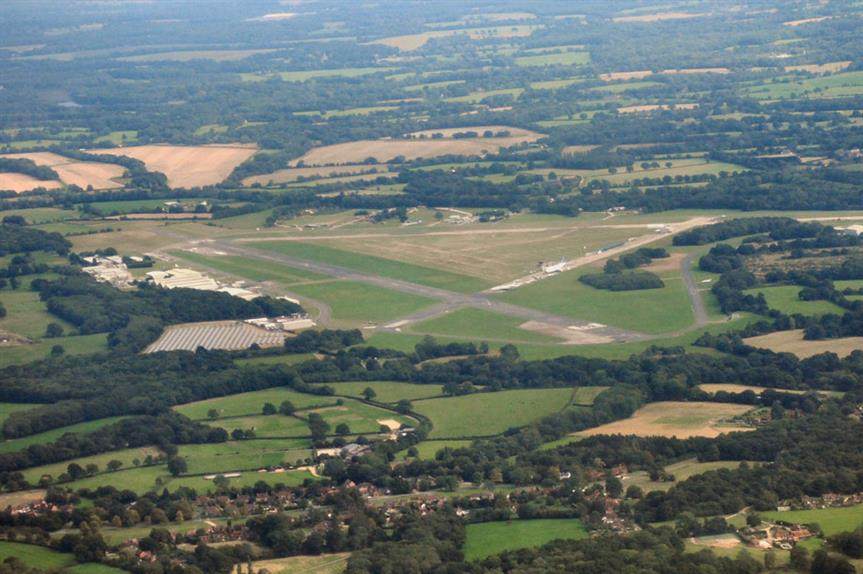 Dunsfold Aerodrome: fresh housing plans submitted (pic John McLinden via Flickr)