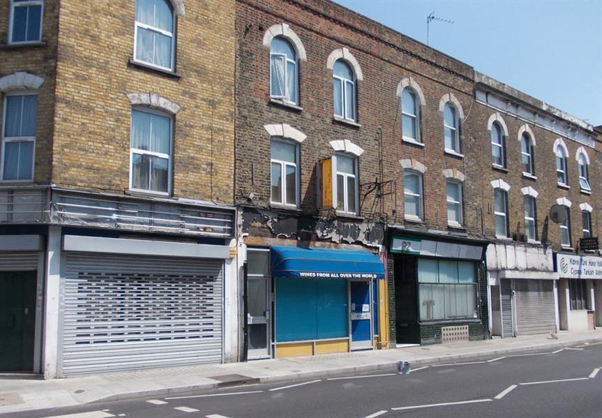 Empty shops: financial crash heralded steep decline in retail floorspace