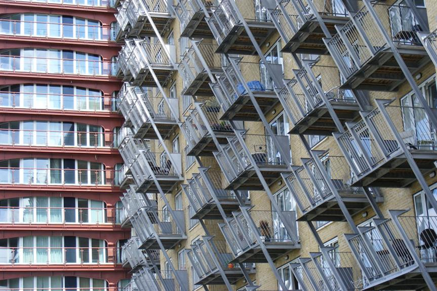 High density: report calls for higher levels to be allowed in central London