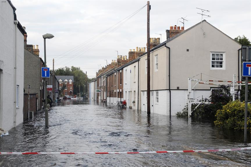 Flooding: conditions related to managing flood risk will be exempt