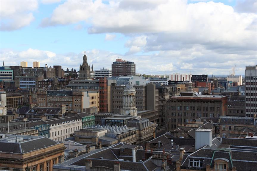 Glasgow: 67 per cent of sites allocated for housing are in weak market areas