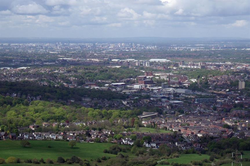 Greater Manchester (pic: Stephen Burton, Geograph)