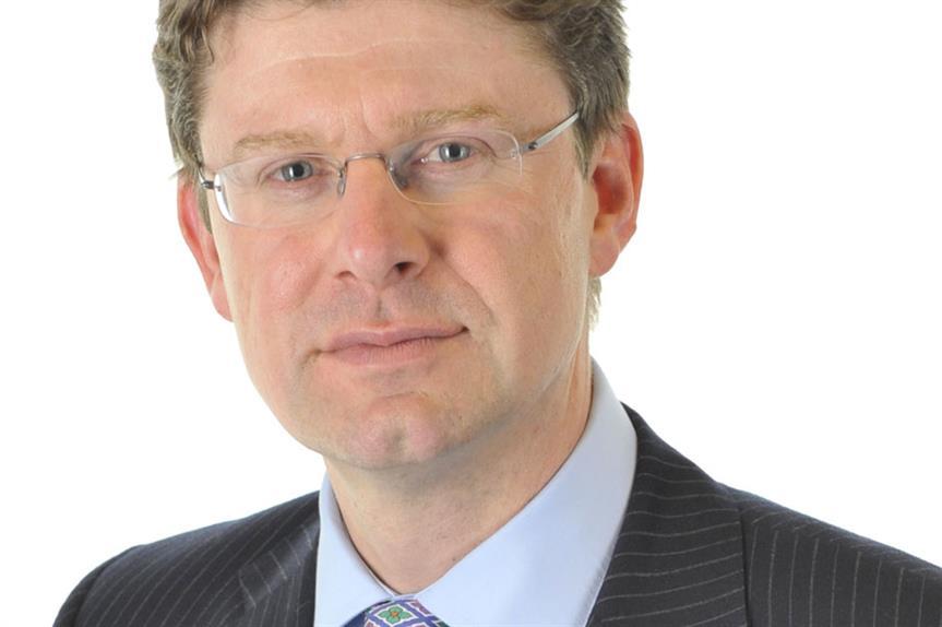 Communities secretary Greg Clark