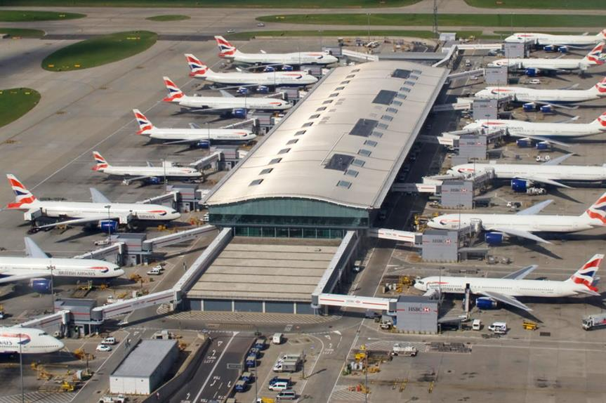 Heathrow Airport: expansion supported in government's new Airport NPS