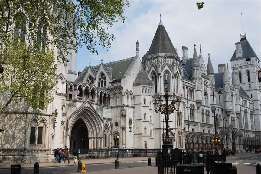 London's Royal Courts of Justice: High Court to hear case in relation to guidance issued by Natural England
