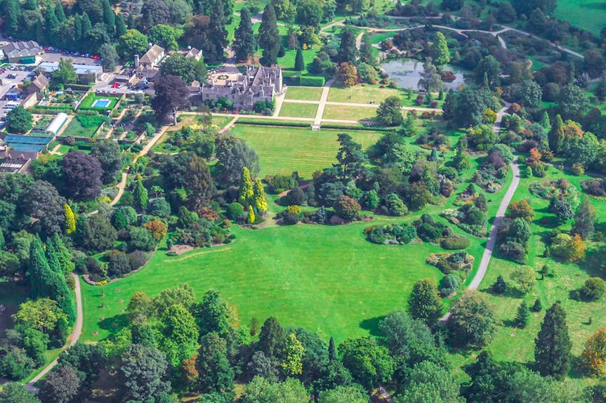 Wakehurst Place in the High Weald (Pic: Getty)