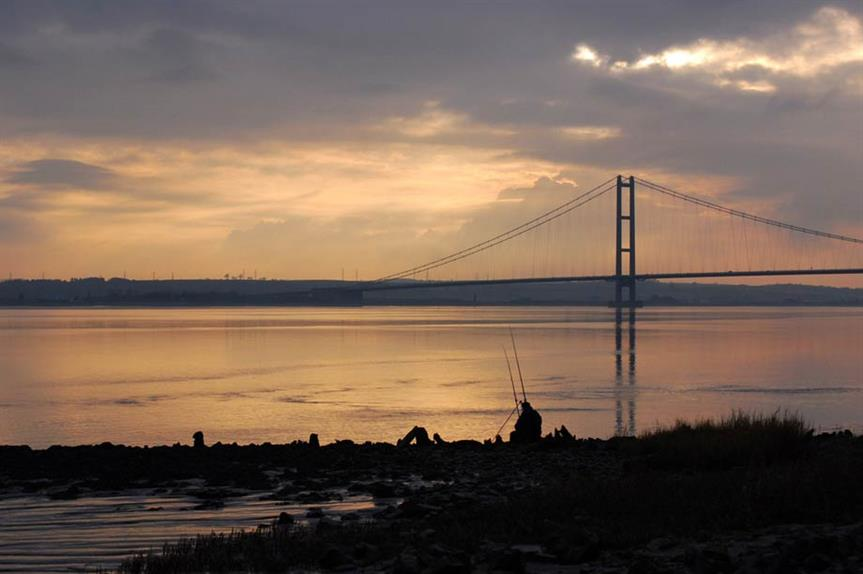 The Humber estuary (picture by Dominic Goose)