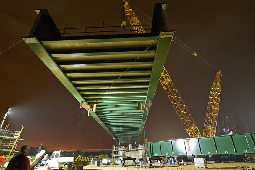 Major infrastructure: proposals to clarify consents so process less time-consuming (pic Network Rail)