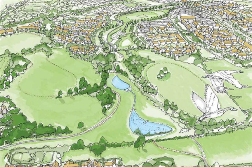 Ipswich Garden Suburb: 3,500 homes planned