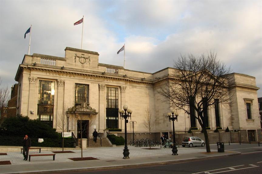 Islington town hall: council publishes draft local plan