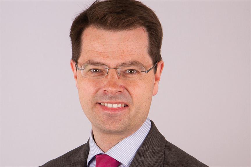Housing secretary James Brokenshire