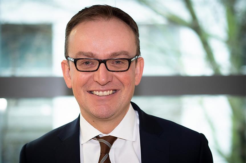 Jeremy Pocklington, the new MHCLG permanent secretary. Pic: MHCLG