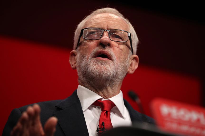 Labour leader Jeremy Corbyn (pic: Getty)