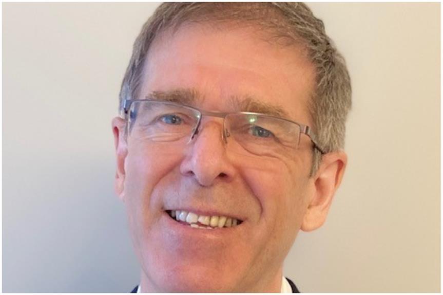 John McNairney (Pic: Scottish Government)