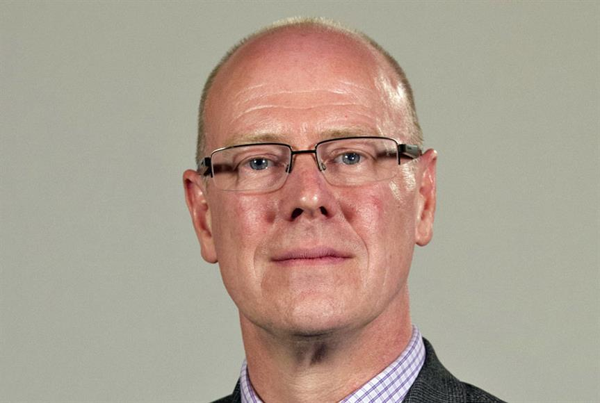 Scottish planning minister Kevin Stewart. Image by Scottish government
