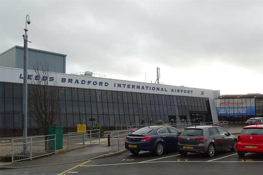 The existing airport terminal (pic: cc-by-sa/2.0 - © habiloid - geograph.org.uk/p/6346085)