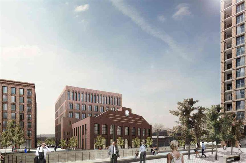 Leeds South Bank: 750 homes included in application