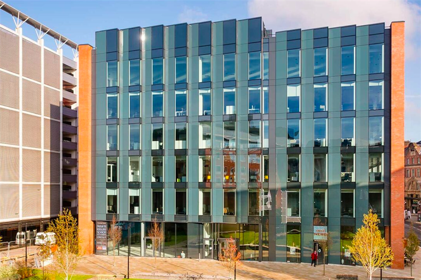 WYG's head office in Leeds city centre (Pic: Tetra Tech)