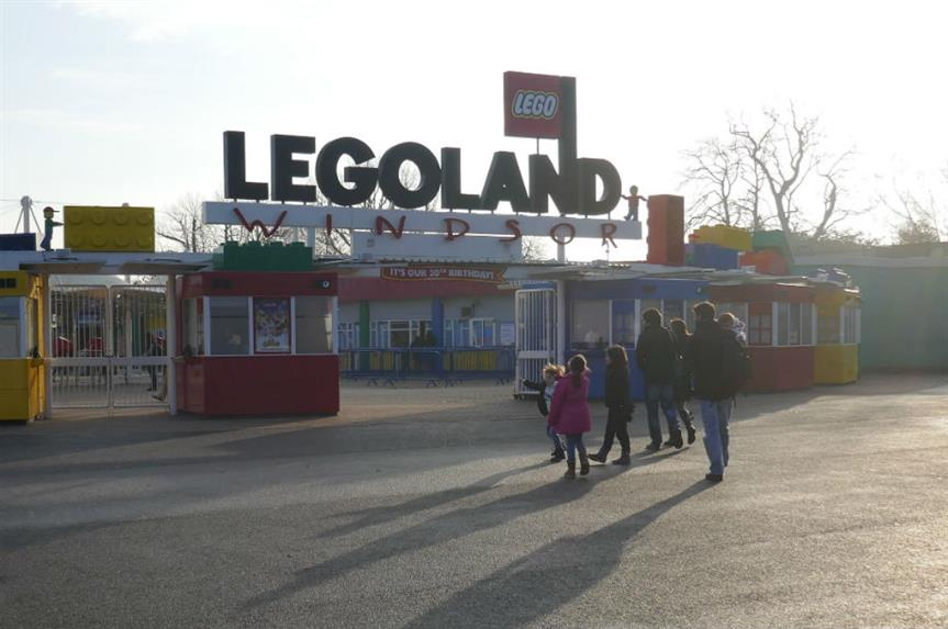 Legoland Windsor (pic:  Henry Burrows, Flickr)
