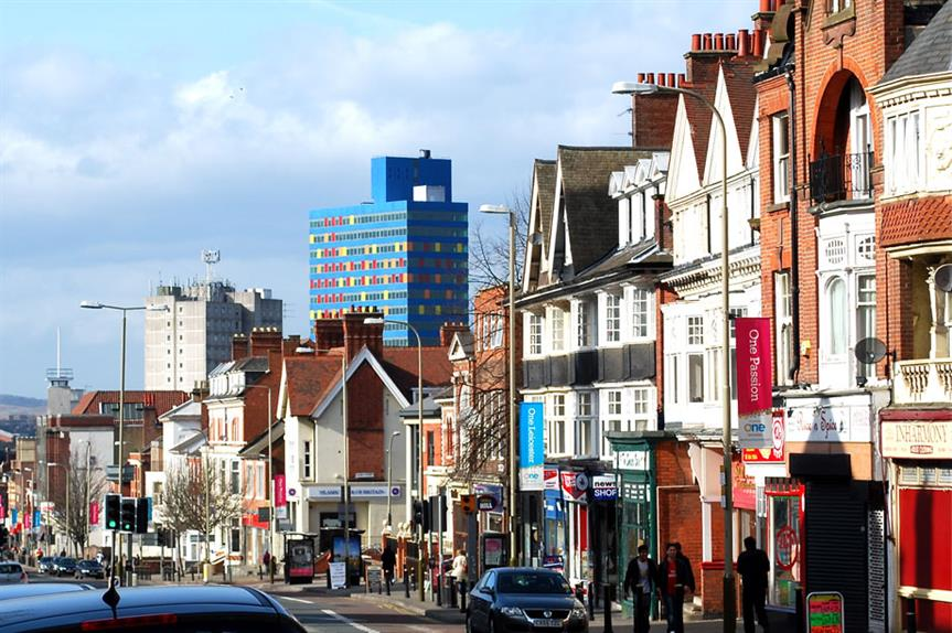 Leicester: urban extension plans approved