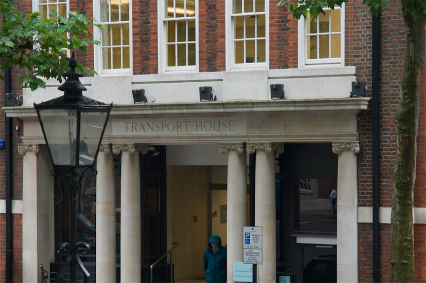 The Local Government Association's London offices (CC BY-SA 3.0 license)