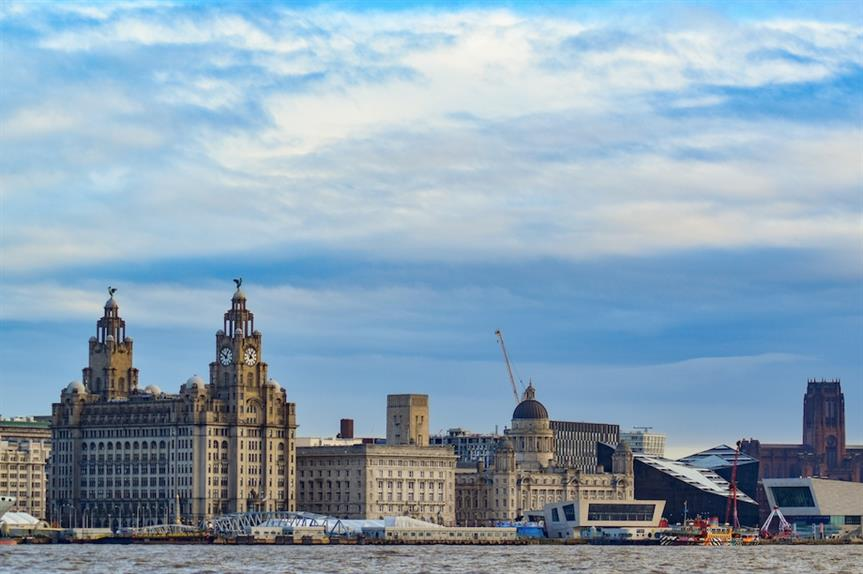 Liverpool waterfront (Pic: Getty)