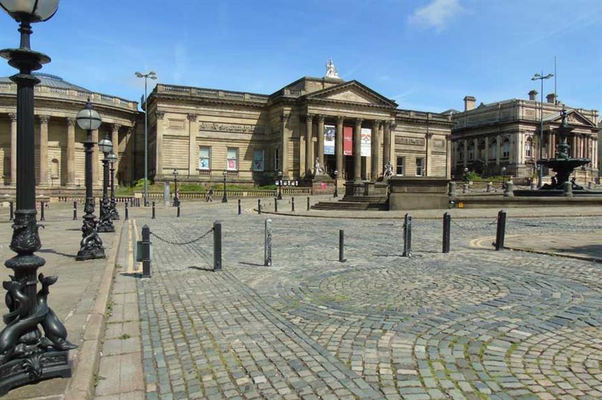 Liverpool's Walker Art Gallery and Central Library (Photo © Carroll Pierce, cc-by-sa/2.0)