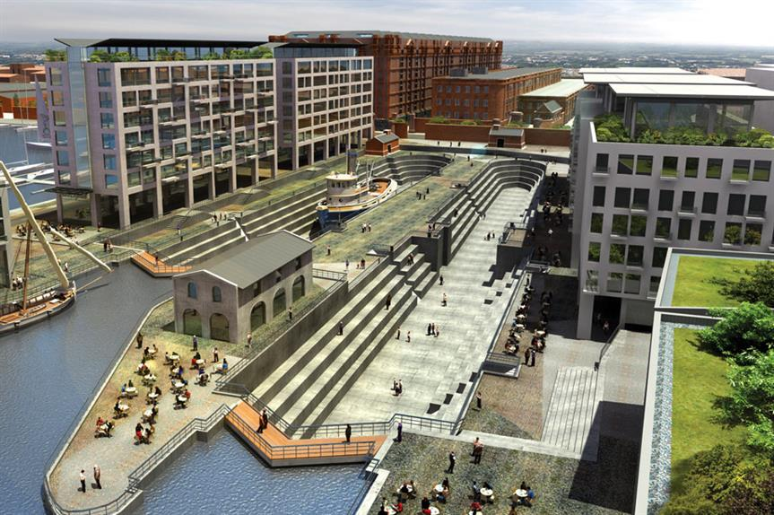 Liverpool Waters: environmental impact assessment was done for major scheme