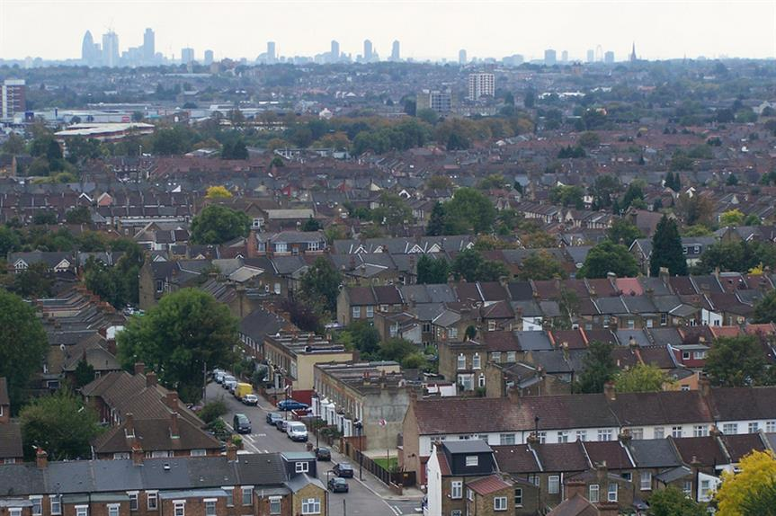 London: housing overspill warning