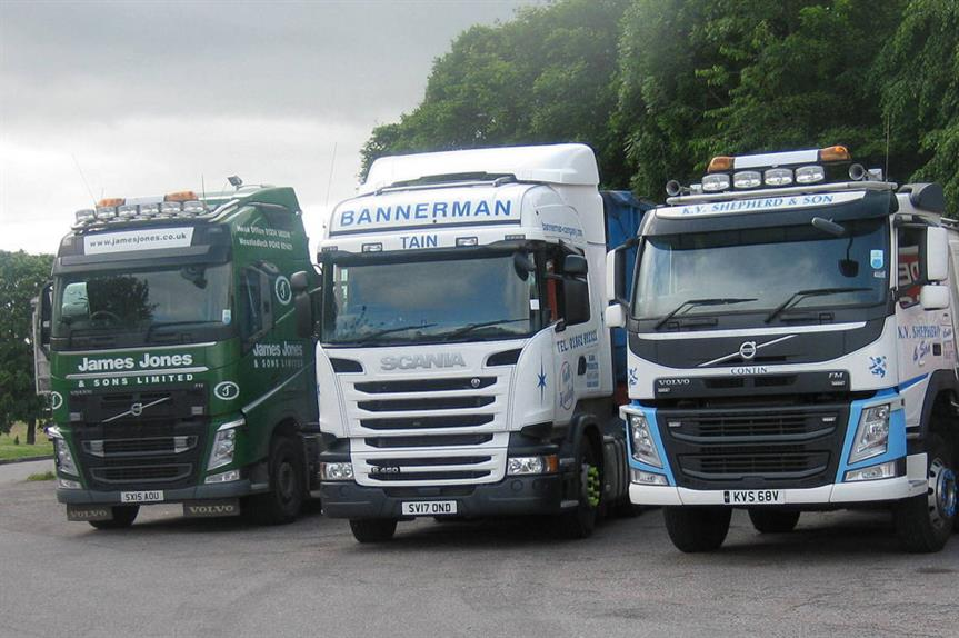 Lorry parks: national need for new facilities