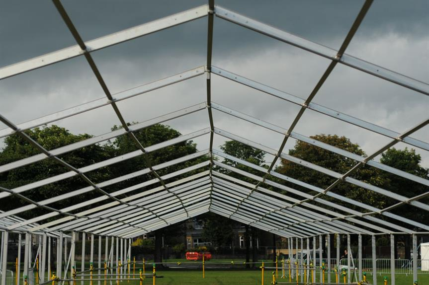 Temporary structures: Gloucestershire council eases planning restrictions (pic: Steven Lilley, Flickr)