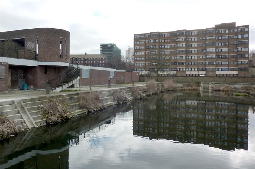 Woolwich: the Mast Pond Wharf development had had its affordable housing element cut entirely by an inspector