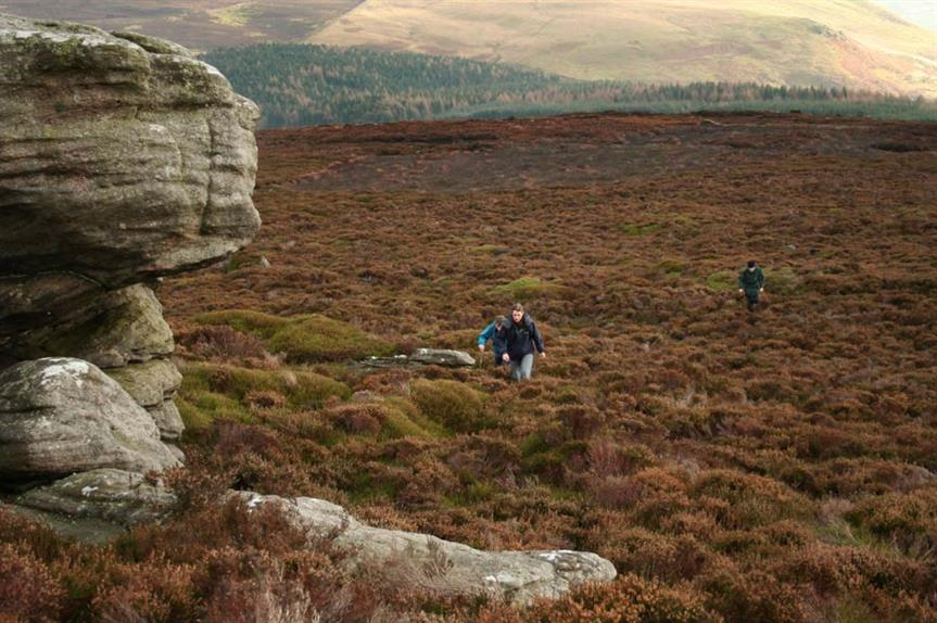 North Yorkshire National Park (picture courtesy of the Yorkshire Dales National Park Authority)