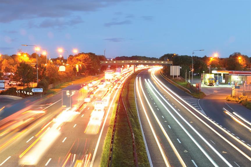 Motorways: will fall under Commission's remit